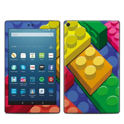 Bricks Amazon Fire HD 8 (2017) Skin