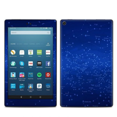 Constellations Amazon Fire HD 8 (2017) Skin