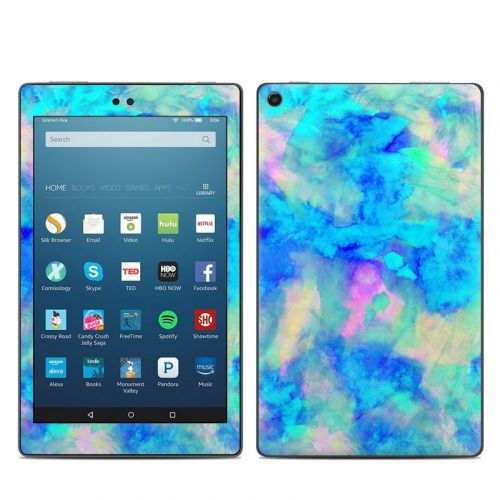 Electrify Ice Blue Amazon Fire HD 8 (2017) Skin