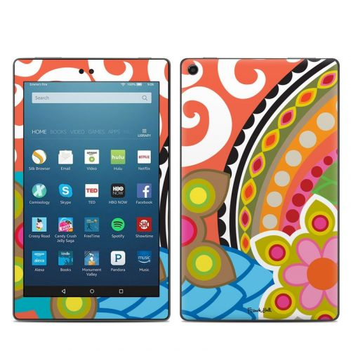 Fantasia Amazon Fire HD 8 (2017) Skin