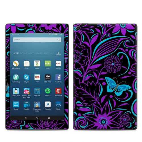Fascinating Surprise Amazon Fire HD 8 (2017) Skin