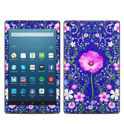 Floral Harmony Amazon Fire HD 8 (2017) Skin