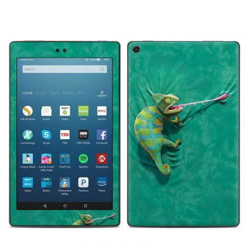 Iguana Amazon Fire HD 8 (2017) Skin