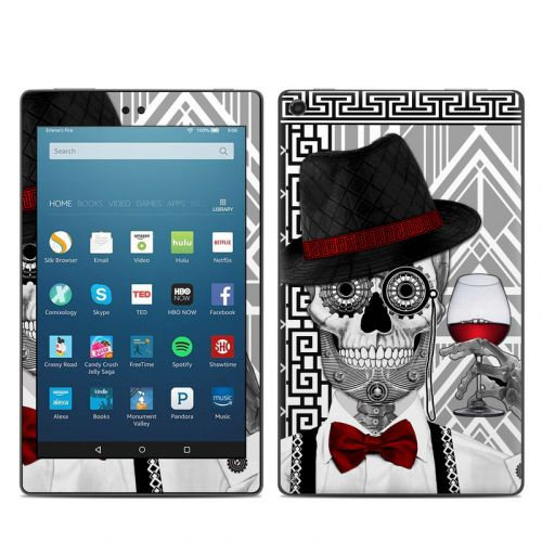 Mr JD Vanderbone Amazon Fire HD 8 (2017) Skin