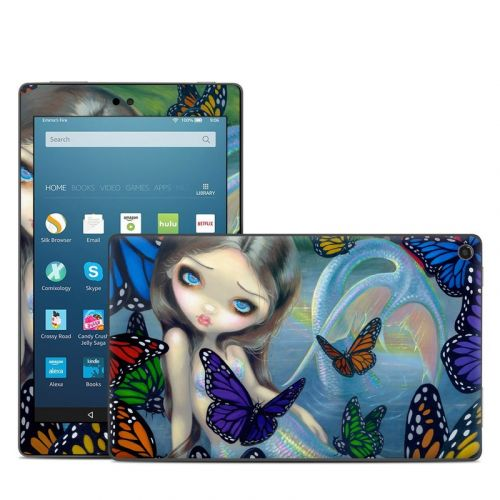 Mermaid Amazon Fire HD 8 (2017) Skin