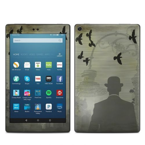 Mystery Amazon Fire HD 8 (2017) Skin