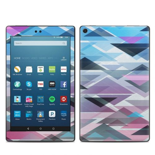 Night Rush Amazon Fire HD 8 (2017) Skin