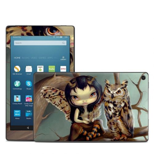 Owlyn Amazon Fire HD 8 (2017) Skin