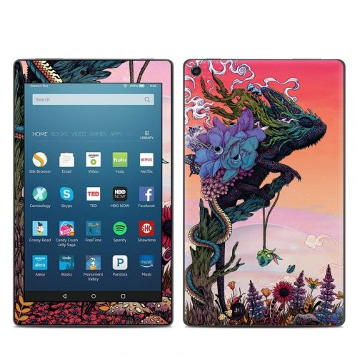 Phantasmagoria Amazon Fire HD 8 (2017) Skin