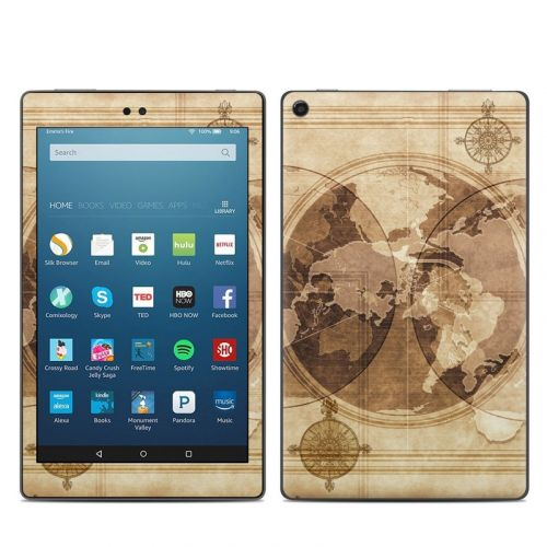 Quest Amazon Fire HD 8 (2017) Skin