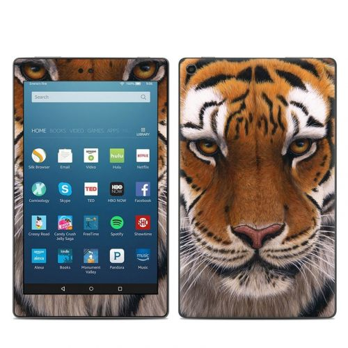 Siberian Tiger Amazon Fire HD 8 (2017) Skin