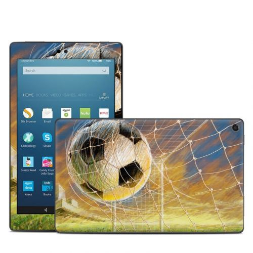 Soccer Amazon Fire HD 8 (2017) Skin