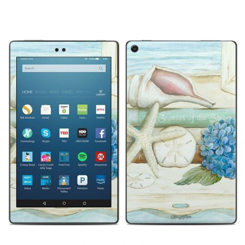 Stories of the Sea Amazon Fire HD 8 (2017) Skin