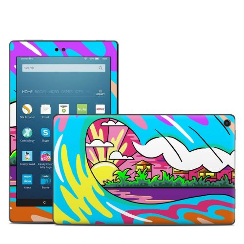 Sunset Break Amazon Fire HD 8 (2017) Skin