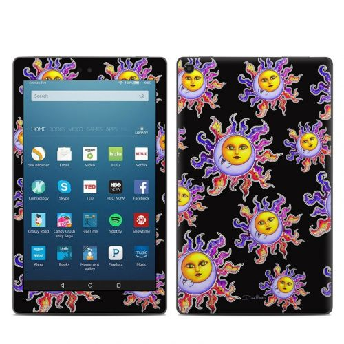 Sun & Moon Amazon Fire HD 8 (2017) Skin