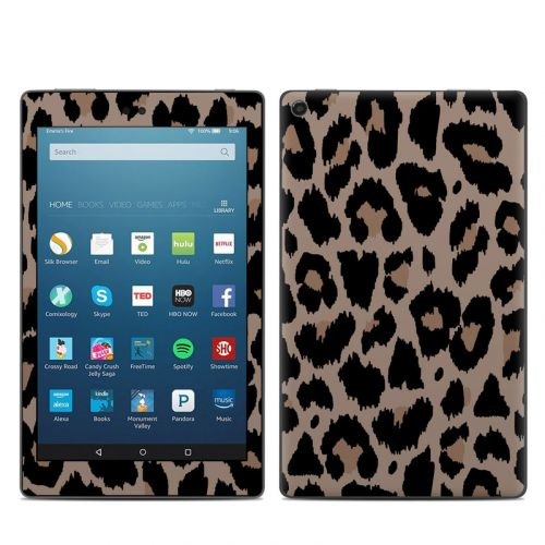 Untamed Amazon Fire HD 8 (2017) Skin
