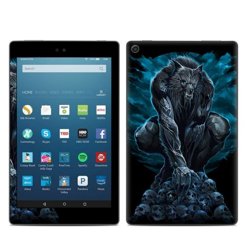 Werewolf Amazon Fire HD 8 (2017) Skin