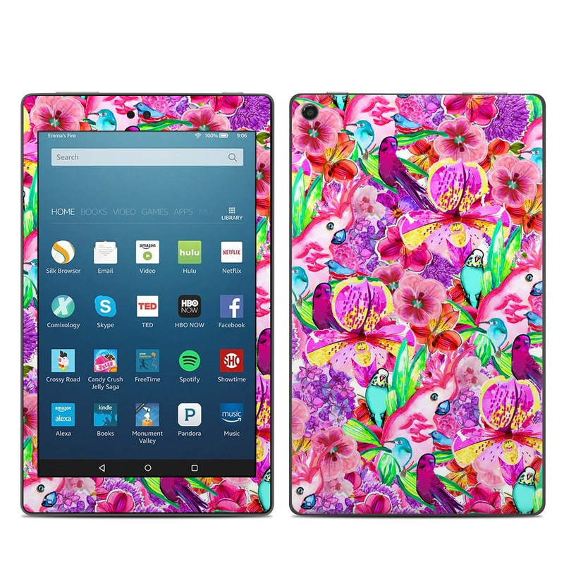 Caracas Amazon Fire HD 8 (2017) Skin