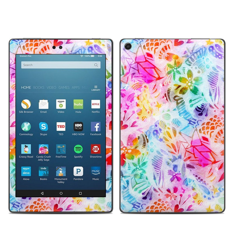 Fairy Dust Amazon Fire HD 8 (2017) Skin