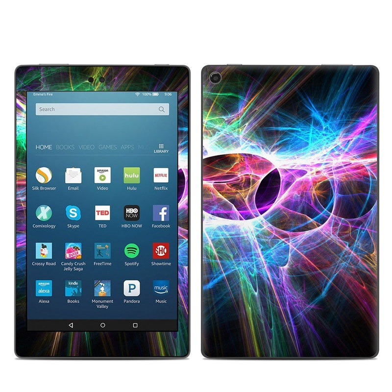 Static Discharge Amazon Fire HD 8 (2017) Skin