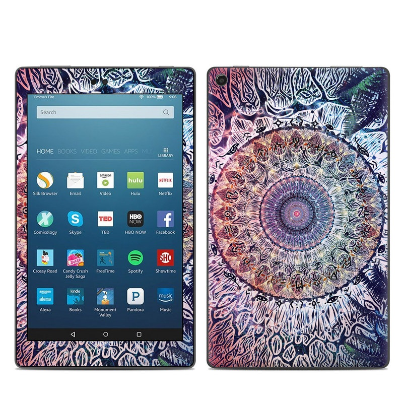 Waiting Bliss Amazon Fire HD 8 (2017) Skin