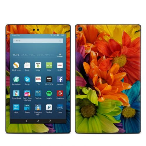 Colours Amazon Fire HD 8 2018 Skin