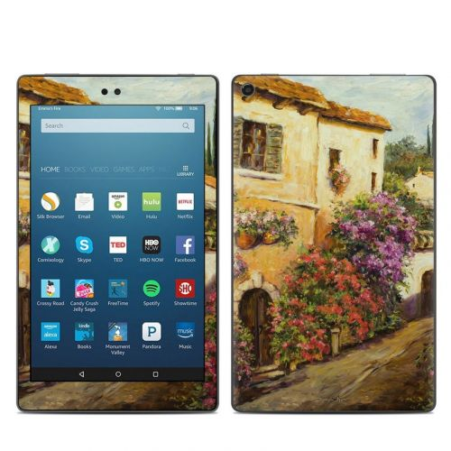 Via Del Fiori Amazon Fire HD 8 2018 Skin