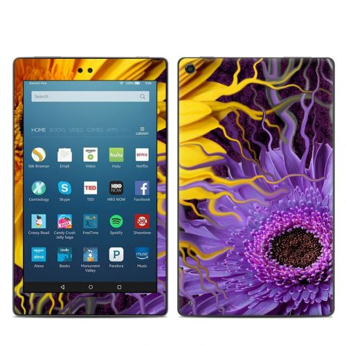 Daisy Yin Daisy Yang Amazon Fire HD 8 2018 Skin