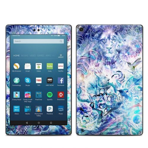 Unity Dreams Amazon Fire HD 8 2018 Skin