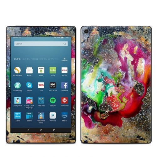 Universe Amazon Fire HD 8 2018 Skin
