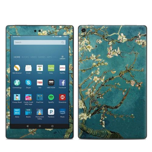 Blossoming Almond Tree Amazon Fire HD 8 2018 Skin