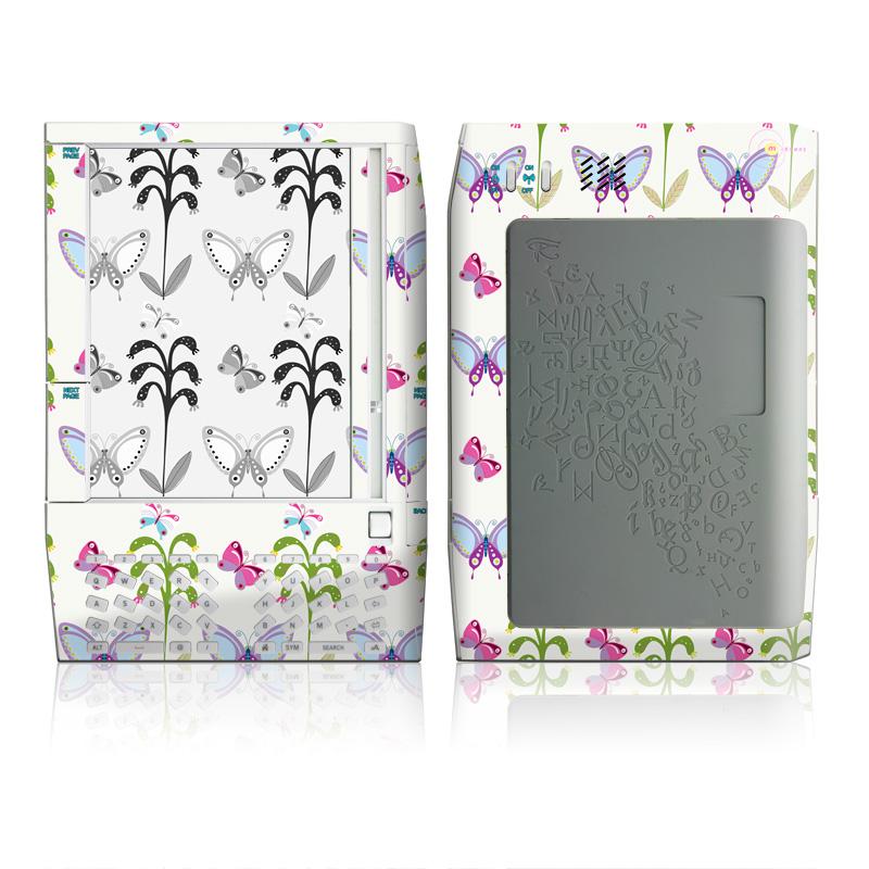 Butterfly Field Amazon Kindle 1 Skin