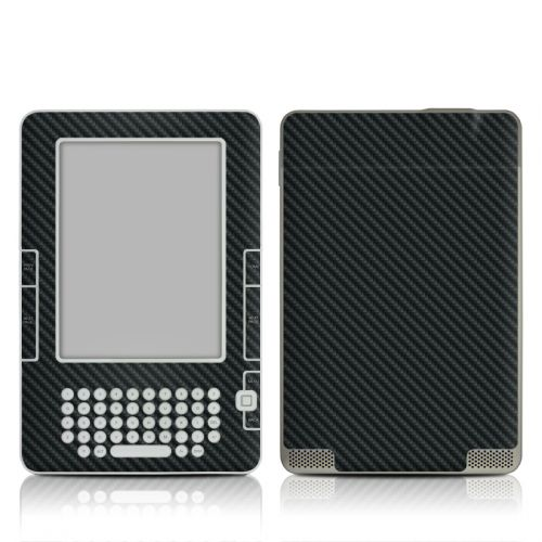 Carbon Fiber Amazon Kindle 2 Skin