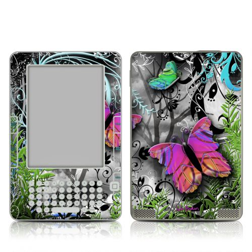 Goth Forest Amazon Kindle 2 Skin