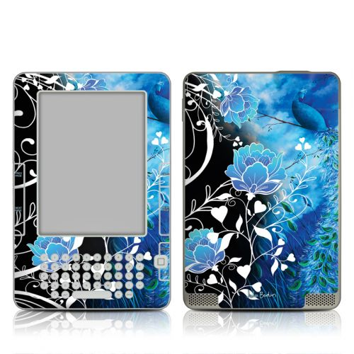 Peacock Sky Amazon Kindle 2 Skin