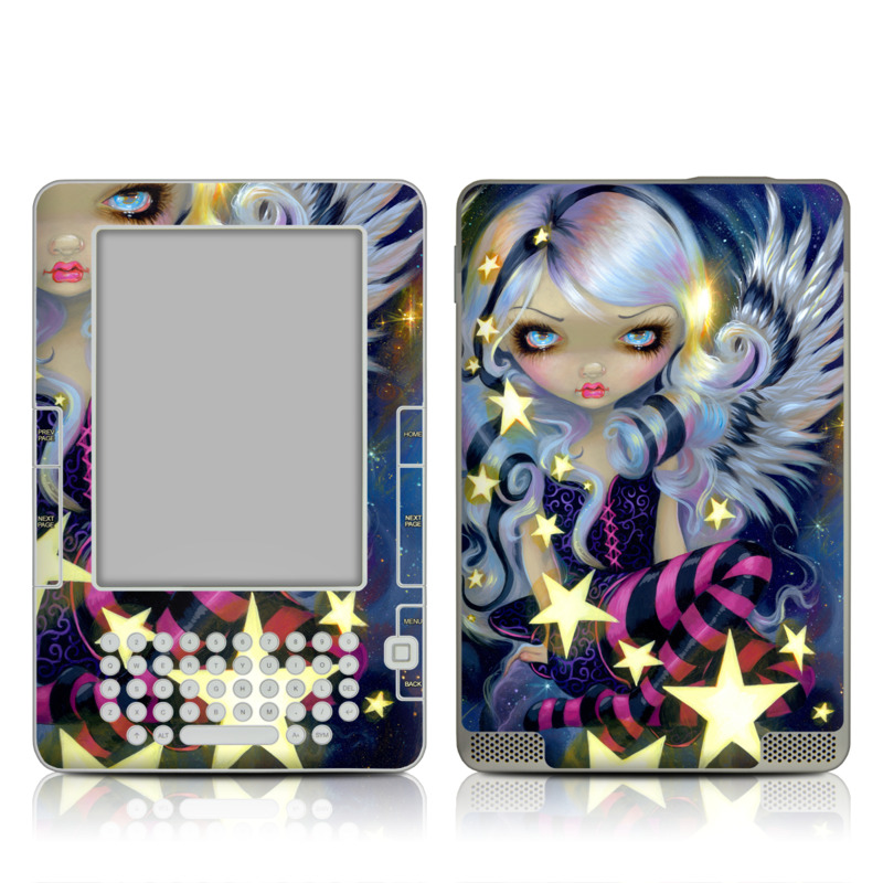 Angel Starlight Amazon Kindle 2 Skin