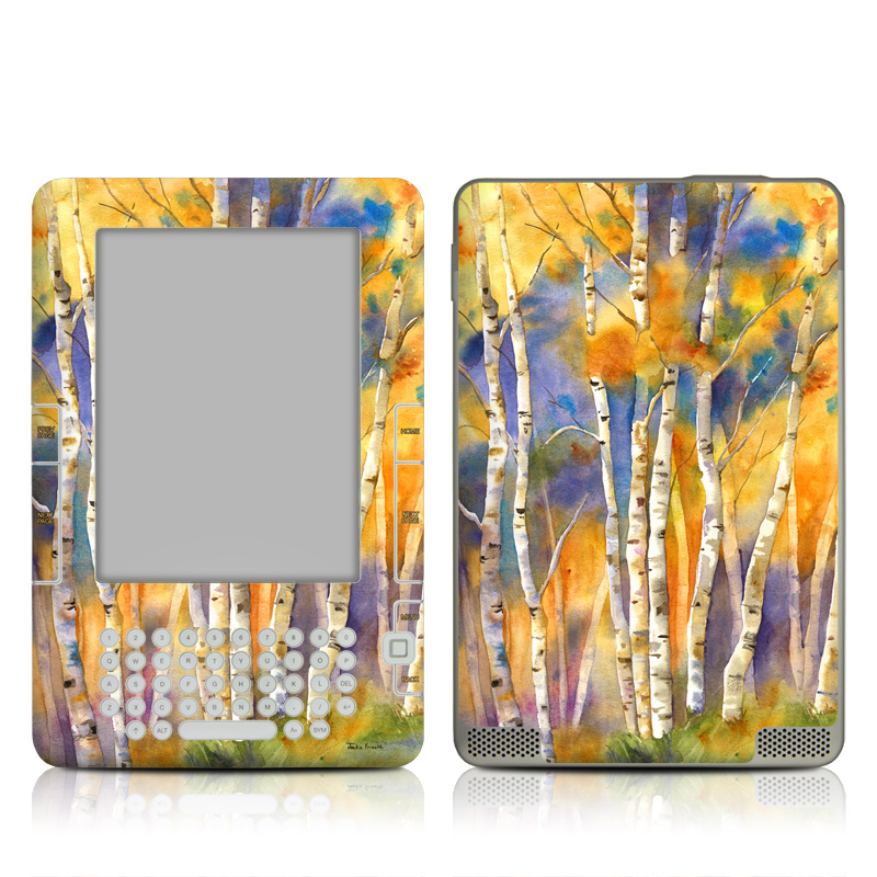 Aspens Amazon Kindle 2 Skin