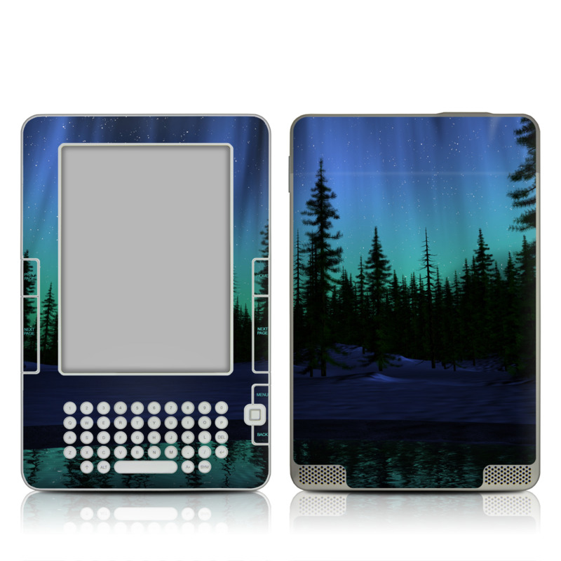 Aurora Amazon Kindle 2 Skin