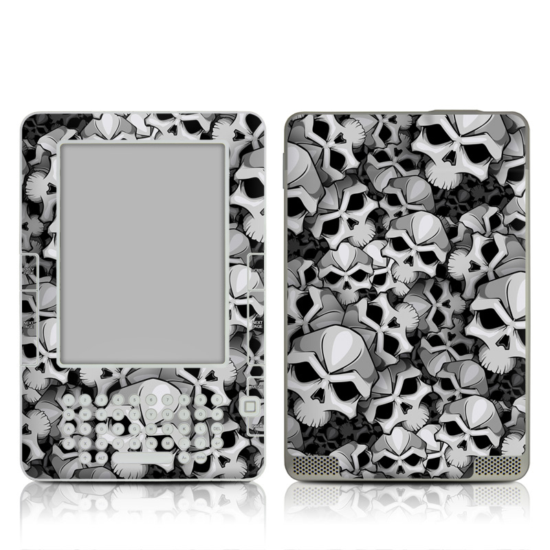 Bones Amazon Kindle 2 Skin
