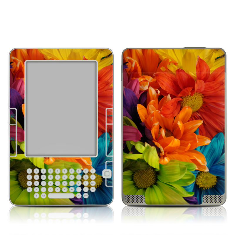 Colours Amazon Kindle 2 Skin