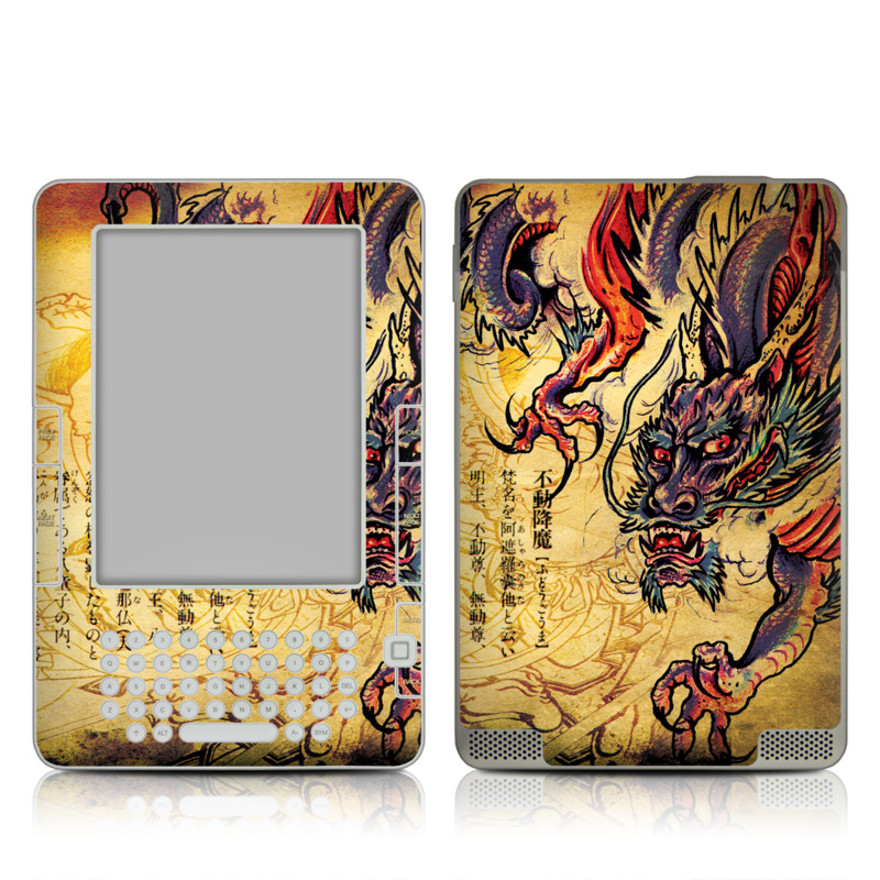Dragon Legend Amazon Kindle 2 Skin