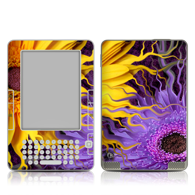 Daisy Yin Daisy Yang Amazon Kindle 2 Skin