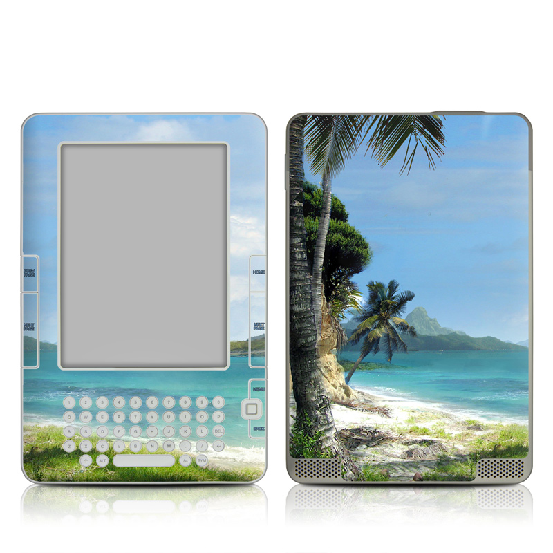 El Paradiso Amazon Kindle 2 Skin