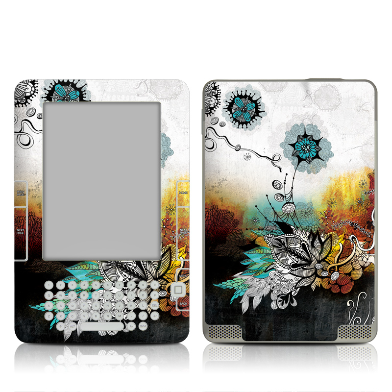 Frozen Dreams Amazon Kindle 2 Skin