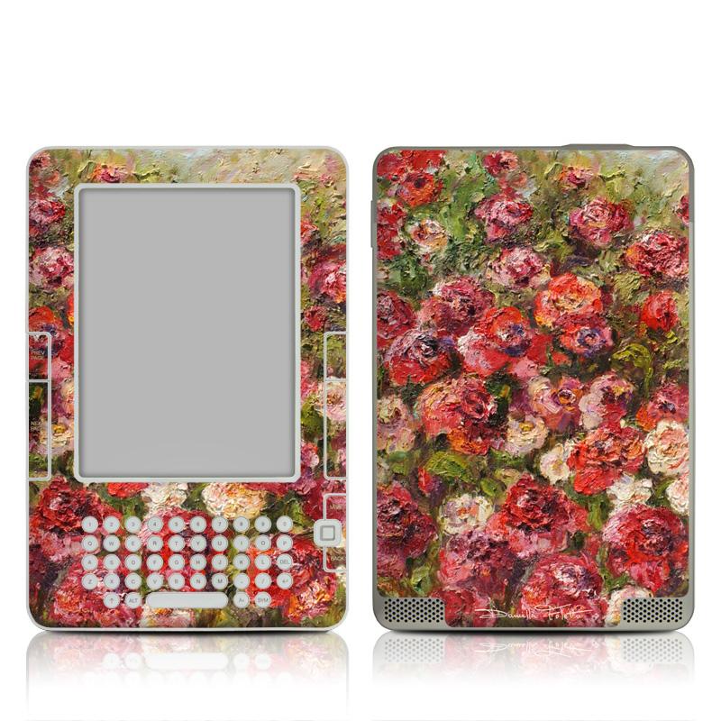 Fleurs Sauvages Amazon Kindle 2 Skin
