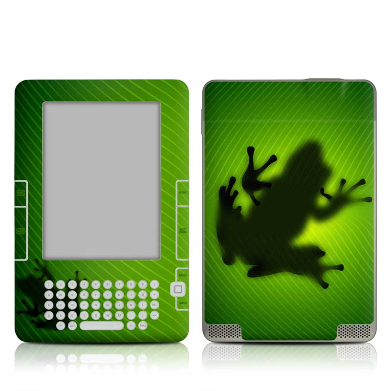 Frog Amazon Kindle 2 Skin
