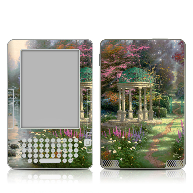 Garden Of Prayer Amazon Kindle 2 Skin