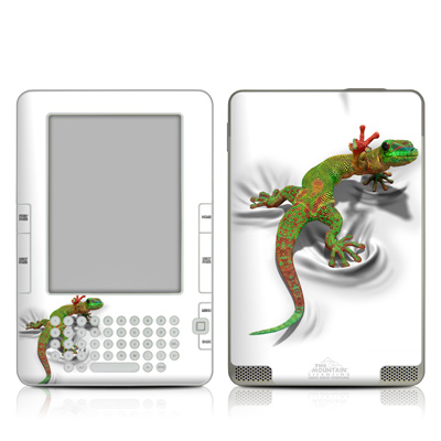 Gecko Amazon Kindle 2 Skin