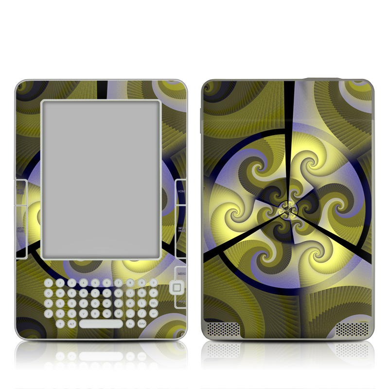 Jazz Transfusion Amazon Kindle 2 Skin