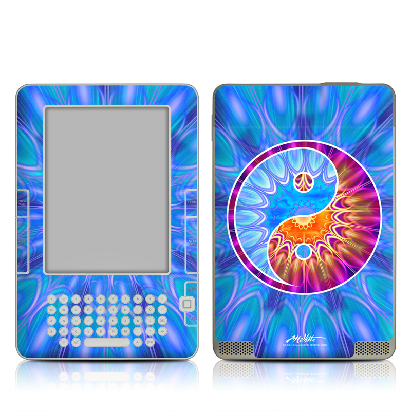 Karmadala Amazon Kindle 2 Skin